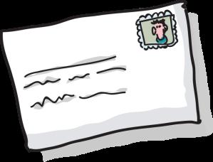 [2000] Mailing Letter